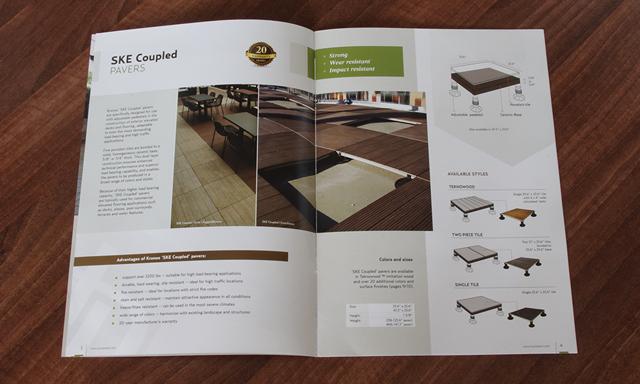 handydeck brochure sample 2