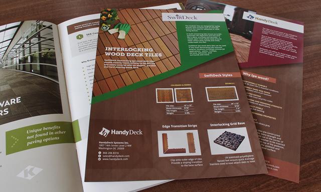 handydeck brochure sample 16