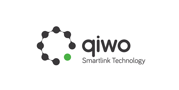 qiwo logo on white